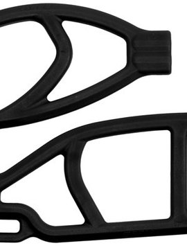 RPM R/C Products RPM70432 EXTENDED LEFT REAR A-ARMS FOR THE TRAXXAS SUMMIT & REVO BLK
