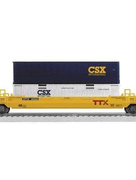 Lionel 6-85222 CSX Maxi - Stack