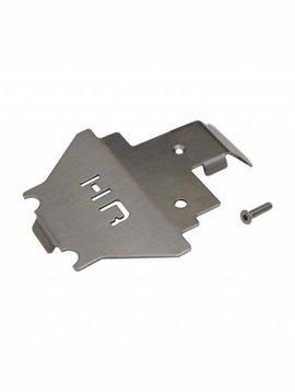 HRA Stainless Armor Skid Plate Center: TRX 4 HRASTRXF332C