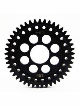 HRA SECF45M1 Steel 45 Tooth Mod 1 Gear 4WD ECX