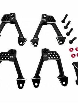 HRA SCXT28301 Aluminum Front/Rear Adjustable Shock Towers