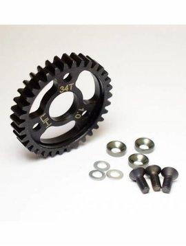 HRA SRVO434 Heavy Duty Steel Spur Gear 34T 1.0m
