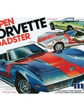 MPC MPC842 1/25 1975 Chevy Corvette Convertible