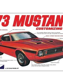 MPC MPC846/12 1/25 1973 Ford Mustang