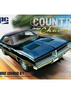 MPC MPC878 1/25 1969 Dodge Country Charger R/T
