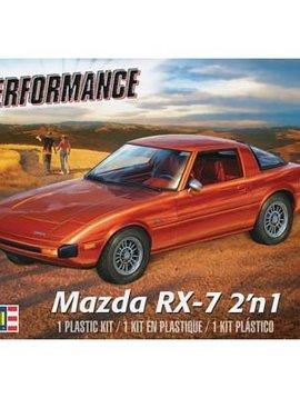 Revell RMX854429 1/24 '78 Mazda RX-7 2n1