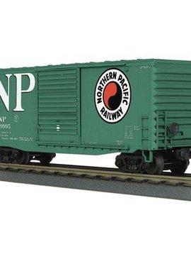 Mikes Train House MTH3074878 O-27 40' High Cube Box, NP