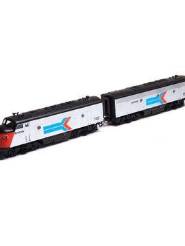 RND HO F7A/B, Amtrak 102/150