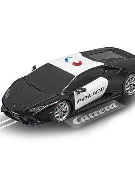 carrera Carrera 30854 Lamborghini Huracán Police Car, Digital 132 w/Lights