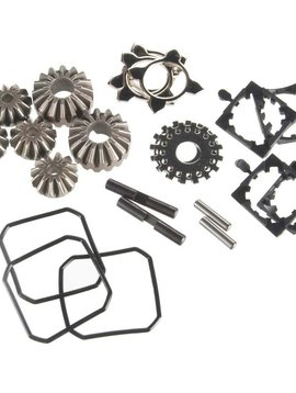 HPI Bevel Gear Set for Alloy Diff Case(HPI85427): Baja