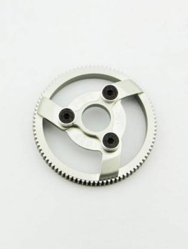 Hot Racing TE890H Hard Anodized Spur Gear 90t 48p - Traxxas