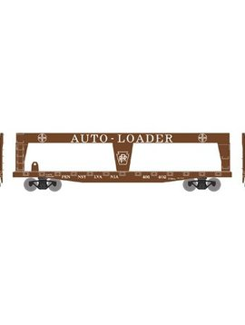 RND HO 50' Double-Deck Auto Loader, PRR 491402