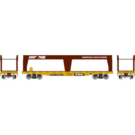 RND HO 50' Double-Deck Auto Loader, NS 140377
