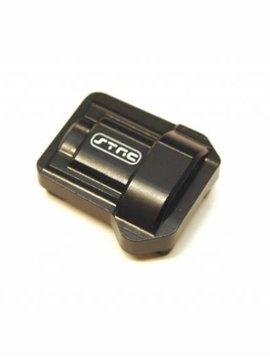 STRC ST8280BK Aluminum Differential Cover (1pc), Black: TRX-4