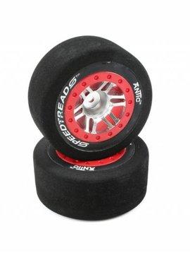 Dynamite DYNW0101 MTD SpeedTreads Antic Foam SCT:SL R ECX 4X4 F/R(2)