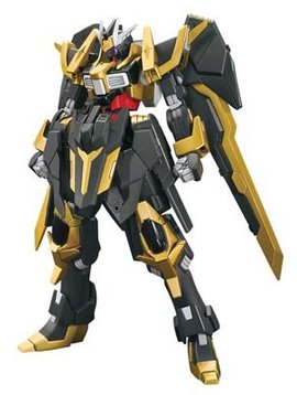 BAN 218384 1/144 Gundam Schwarzritter Build Fighters HG