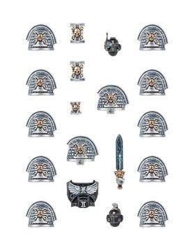 Citadel 39-15 40K: Deathwatch: Upgrades