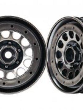 Traxxas TRA8173 Wheels, Method 105, beadlock style (1.9')