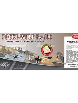 Guilows GUI406LC Model Kit WWII Model Focke-Wulf