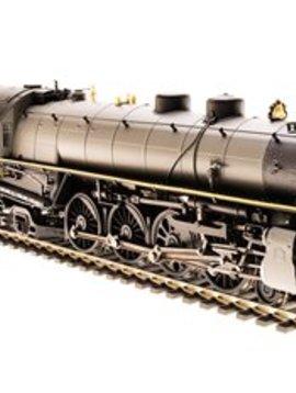 BLI 5471 UP MT Class 4-8-2, #7015, Two-tone Gray w/ Yellow, Oil Tender, Paragon3 Sound/DC/DCC, Smoke, HO