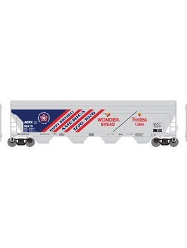 RND HO ACF Centerflow Hopper, ACFX/Wonder Bread 56675