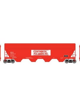 RND HO ACF Centerflow Hopper,Continental Polymers3004