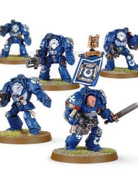 Citadel Space Marine Terminator Squad 48-10