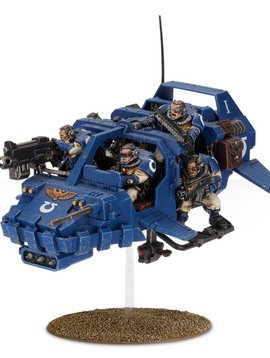 Citadel Space Marine Land Speeder Storm 48-35 40k