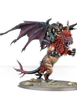 Citadel Slaves to Darkness Chaos Lord On Manticore