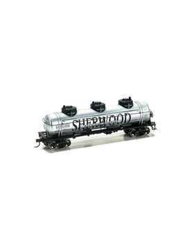 RND HO 3-Dome Tank, Sherwood #4555  [RND74499]
