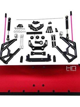HRA SCX1213P02 CNC Aluminum Red Snow Plow Scx SCXII