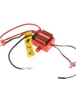 Arrma AR390068 Mega 12T Brushed ESC (Red)