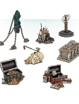 Citadel Age of Sigmar Shattered Dominion Objectives