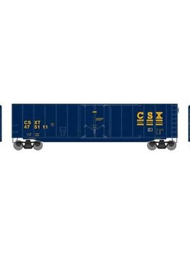 RND HO 50' Plug Door Smooth Side Box, CSX 475111