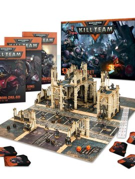 Citadel Warhammer 40k Kill Team Starter Set Skirmish Combat in the 41st Millennium