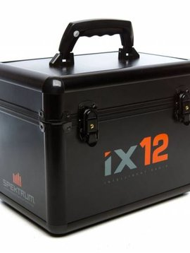spek iX12 Spektrum Air Transmitter Case (SPM6725)