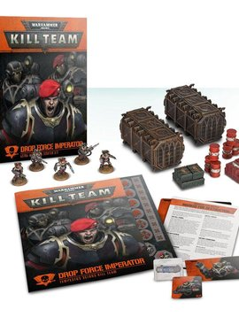 Citadel Kill Team: Drop Force Imperator – Astra Militarum Starter Set