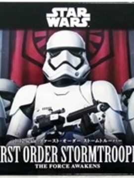 Bandai BAN203217 1/12 Scale First Order Stormtrooper Star Wars Model Kit