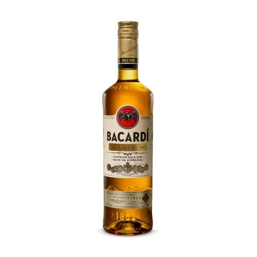 Bacardi Rum 'Gold', Puerto Rico (375ml)