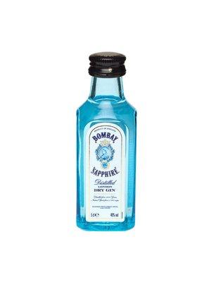 Bombay London Dry Gin 'Sapphire', Hampshire, England (50ml)