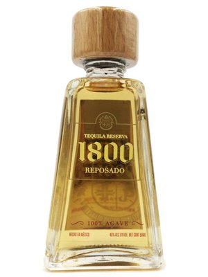 1800 Tequila Reposado, Jalisco, Mexico (50ml)