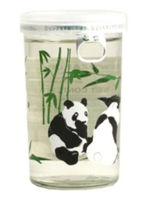 Miyozakura Shuzo Junmai Sake Cup 'Panda', Chubu, Japan (180ml)