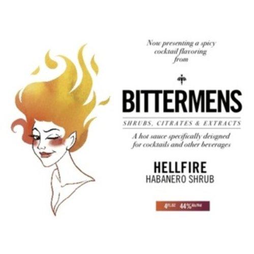 Bittermens Bitters 'Hellfire Habanero Shrub', New Orleans, Louisiana (146ml)