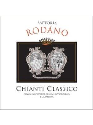 Fattoria Rodano Chianti Classico 2015, Tuscany, Italy