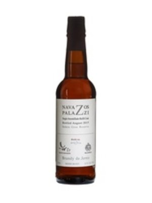 Navazos-Palazzi Brandy de Jerez 'Single Amontillado Refill Cask' 8/2015, Jerez, Spain (375ml)