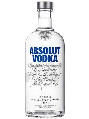 Absolut Vodka, Sweden (1L)