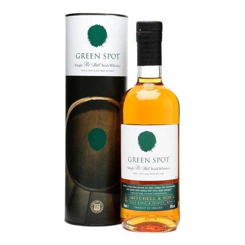 Green Spot Single Pot Still Irish Whiskey, County Cork, Ireland (750ml)