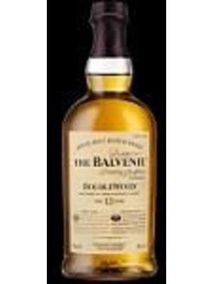 The Balvenie 12 Year Single Malt Scotch Whisky 'Doublewood', Speyside, Scotland (750ml)