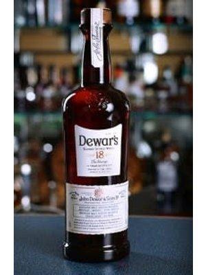 Dewar's 18 Year Blended Scotch Whisky 'The Vintage', Scotland (750ml)
