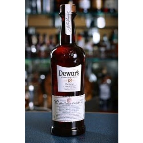 Dewar's 18 Year Blended Scotch Whisky 'The Vintage', Scotland (750ml)